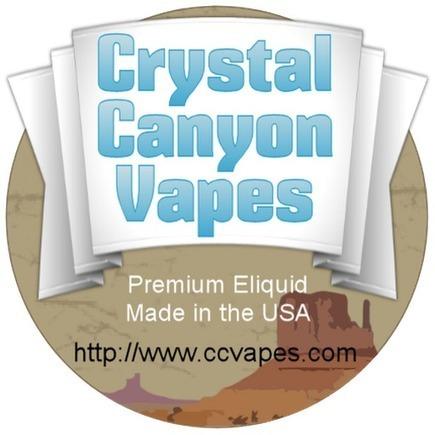 Crystal Canyon Vapes Eliquid: Crystal Canyon Vapes to release 2 new flavors | Crystal Canyon Vapes | Scoop.it