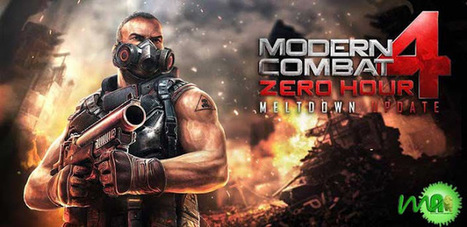 Modern Combat 4: Zero Hour 1.1.6 Android Mod/ Non Mod APK Free Download | awesome | Scoop.it