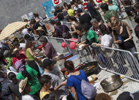 El arroz pone sabor a la plaza de la Trinidad - DiarioVasco.com. Foto 1 de 15 | Platos acompañados con Arroz | Scoop.it
