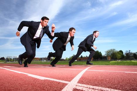 Imaginaţi-vă organizaţia dvs. ca un atlet care trebuie să participe la competiţii naţionale, europene sau mondiale în fiecare zi. | Traininguri | Scoop.it