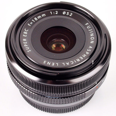 Fujifilm Fujinon XF 18mm f/2 R Lens Review | Fujinon XF 18 mm lens | Scoop.it