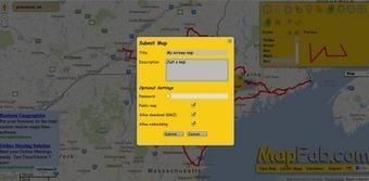 Free Technology for Teachers: MapFab is a Fabulous Map Creation Tool   Edtech PK-12   Scoop.it