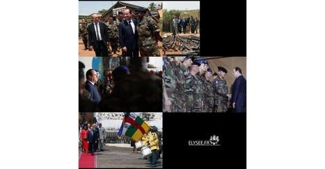 Déplacement en République centrafricaine | Politique Français | Scoop.it