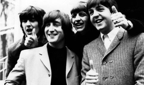 The Beatles confirmed to end streaming boycott on Christmas Eve | NME.COM | The Beatles and life beyond the Yellow Submarine | Scoop.it