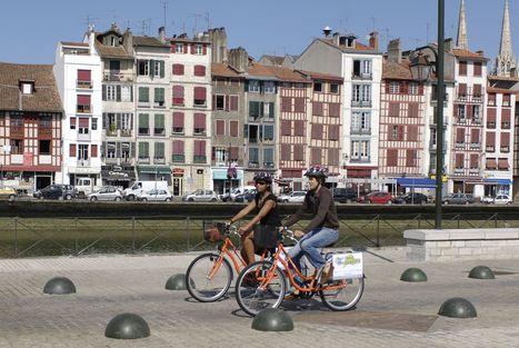 La petite reine rayonne - Toutes les actualités - Ville de Bayonne | BABinfo Pays Basque | Scoop.it