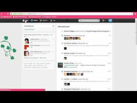 Twitterskola på Youtube | IT-Lyftet & IT-Piloterna | Scoop.it