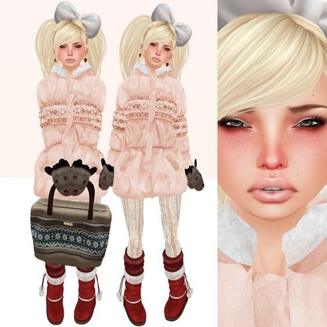 How do i look?: waiting for winter | Free Stuff in Second Life | Scoop.it
