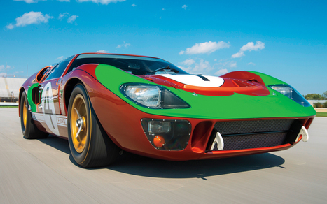 1966 Ford GT MARK II - Motor Trend Classic | Cars And Motorcycles | Scoop.it