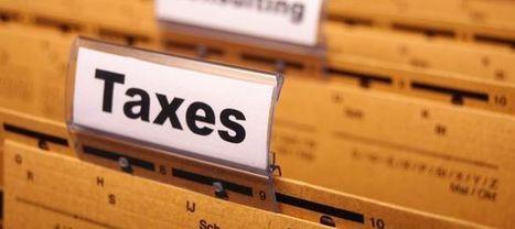 La preuve en chiffres : la France championne de la fiscalité sur l'immobilier | Fiscalité des entreprises | Scoop.it