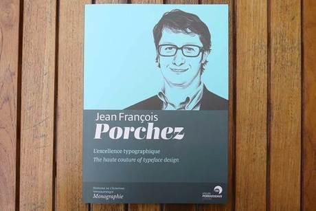 Livre - Jean Francois Porchez, L'excellence typographique - Graphiline   DesignGraphiq-Actualités   Scoop.it