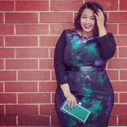 Plus Size Clothing and Fashion: Where Curvy Women Get Inspiration | Plus Size Fashion for Curvy Women | Scoop.it