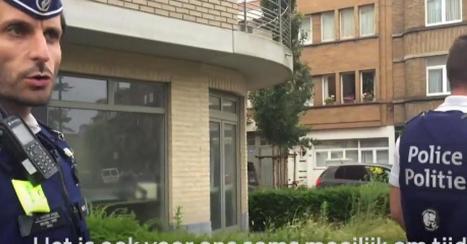 Molenbeek: Voilà les fils de p***… Ah vous êtes en train de filmer ? Bonjour (Vidéo) | Brussels nieuws | Scoop.it