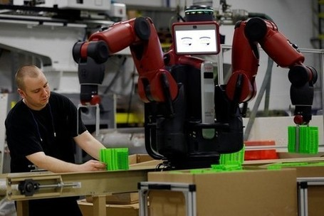 What's Hot in Manufacturing Technology | Wall Street Journal | Modern Manufacturing Technology | Scoop.it
