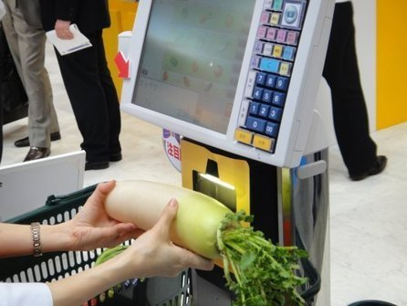 Video: Supermarket Checkout Scanner Uses Object Recognition Instead of Bar Codes | Popular Science | Vertical Farm - Food Factory | Scoop.it