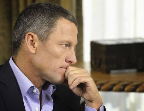 Lance Armstrong: You can't win TDF without drugs | Broadcast Sport | Scoop.it