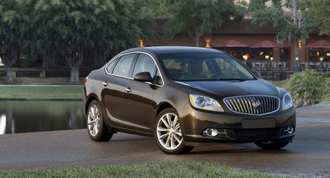 Leaked: Buick Verano, Chevy Equinox/GMC Terrain engine updates   Concept Cars, and new arrivals   Scoop.it
