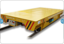 Precise pipe industry apply railway transport cart | Battery powered transfer cart | Scoop.it