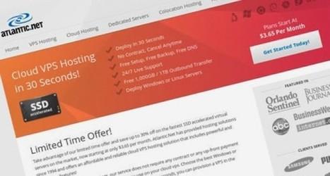 Atlantic.Net Adds Latest Ubuntu LTS for All Linux Cloud VPS Hosting Plans - MyHostNews.com (press release) | Virtual Private Servers | Scoop.it