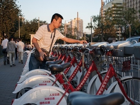 Five reasons to be optimistic about sustainable urban mobility | TheCityFix | Urban Mobility | Scoop.it