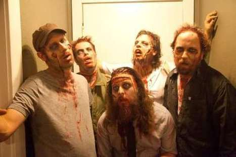 Greensky Bluegrass Horror Story Halloween In Seattle | Acoustic Guitars and Bluegrass | Scoop.it