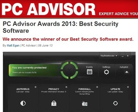[Review] Best Security Software 2013 - Bitdefender Internet Security 2013 | Free license for you | Bitdefender 2013 | Scoop.it
