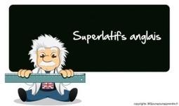 Les superlatifs en Anglais: the most, the least, the best, the worst..   Apprendre les langues etrangères   Scoop.it