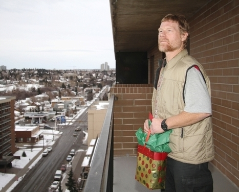 Hard-working Calgary homeless man wins a home for a year | This Gives Me Hope | Scoop.it