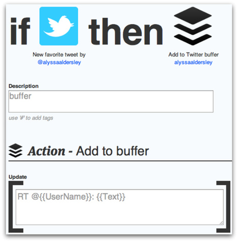 How To Use Buffer To Simplify Your Twitter Marketing | Alicia Cowan | Better know and better use Social Media today (facebook, twitter...) | Scoop.it