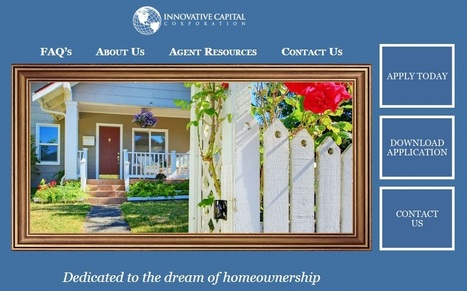 Obtain recommendations for manufactured home loans. Visit http://iccmh.com | Innovative Capital Corporation | Scoop.it