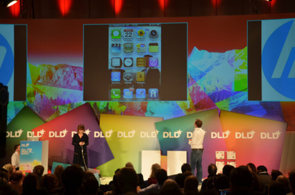 The Future of Augmented Reality - DLD Blog | Future Library | Scoop.it