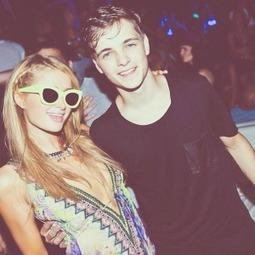 Paris Hilton partying with Martin Garrix   Celebrity Sports News   Scoop.it