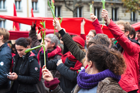 Vingt mille personnes ont lancé samedi à Paris le mouvement de la justice climatique | Sur les chemins de la transition - Voyage en Hétérotopies | Scoop.it