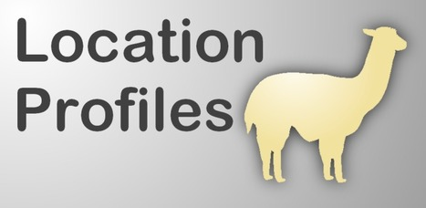 Llama - Location Profiles - AndroidMarket | The Linux Commander | Scoop.it