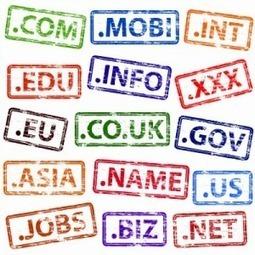 5 astuces pour bien choisir son nom de domaine | changergagner | Scoop.it
