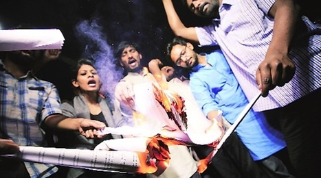 'Manusmriti burning' event: JNU sends notice to some students, wants explanation | Filosofia | Scoop.it