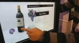 Le pouvoir de fascination des écrans tactiles transparents | Cabinet de curiosités numériques | Scoop.it