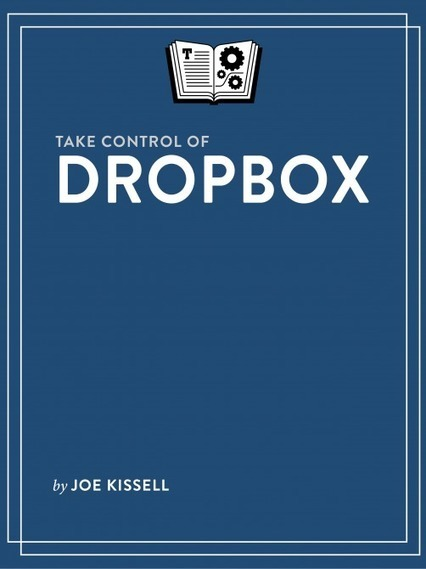 Take Control of Dropbox eBook | FileMaker tool | Developer Resources | Scoop.it