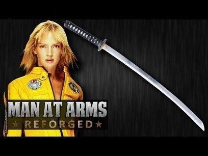 Mira como se fabrica la Katana de Kill Bill | TJmix Mundial | Scoop.it