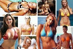 Vote for the best movie bikini in Hollywood history - The Sun | Glam Mag | Scoop.it