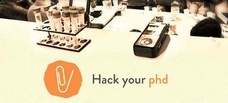 HackYourPhD | La science et l'accès à la connaissance comme bien commun | Interdisciplinarité | Scoop.it