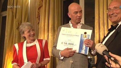 Tommy Wieringa wint Libris Literatuurprijs (week 19) | news belgium | Scoop.it