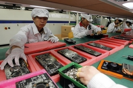 Apple vows to clean supply chain as more underage workers are found - ITProPortal | Global Logistics | Scoop.it