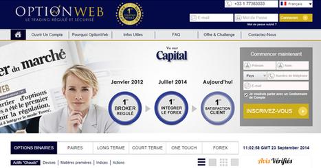 OptionWeb passe le profit des options binaires à 90%   Bourse   Scoop.it