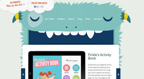 25+ Creative Examples of Parallax Scrolling Websites | Inspiration | Scoop.it