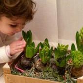 Giardinaggio per tutti: Beatrice, 2 anni | Mangialafoglia | Scoop.it