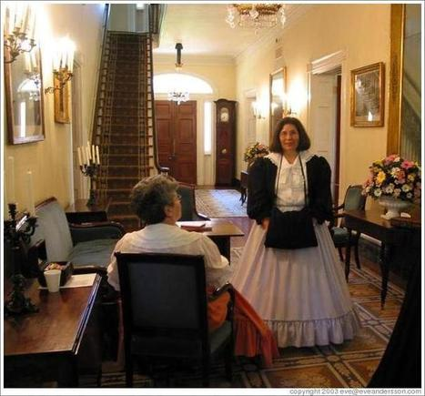 Oak Alley Plantation Docents | Oak Alley Plantation: Things to see! | Scoop.it