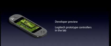 This could be one of the first Apple authorized iPhone gaming controllers | ios games | Scoop.it