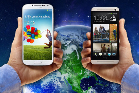 HTC One Still Cannot Beat Samsung Galaxy S4 For Popularity In Gadget Market | Hi-Techs | Ultimate Technology Info and Reviews | Technology Today | Scoop.it