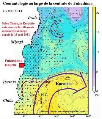 Fukushima : Bloom atomique au large de la centrale nucléaire ? | Regard sur la pêche et l'aquaculture | Japon : séisme, tsunami & conséquences | Scoop.it