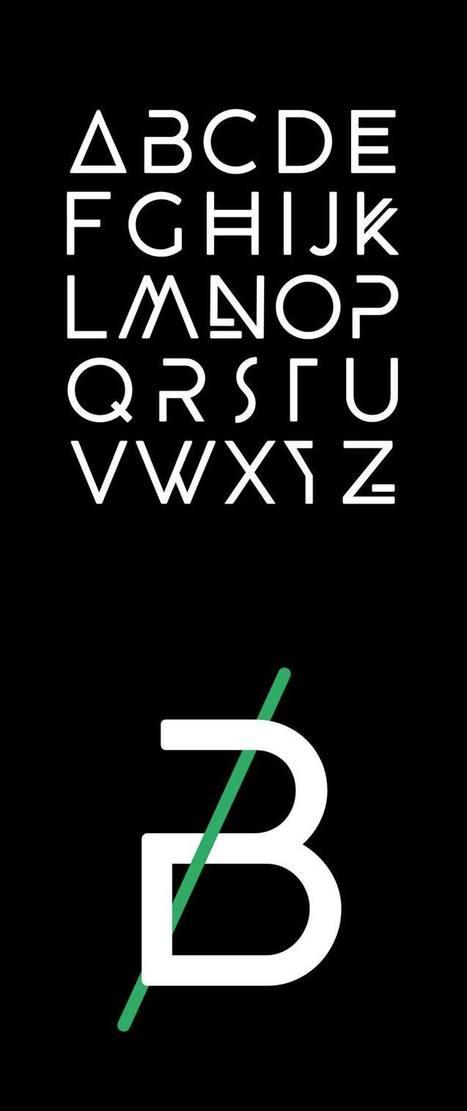 Typographie : Elle est gratuite et elle s'appelle « BEYNO » | Les belles ressources ! print - web - digital | Scoop.it